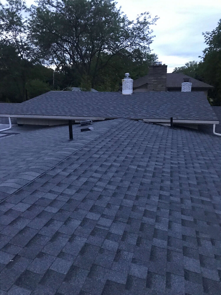 Asphalt Shingle Roof Contractor in Columbus Ohio