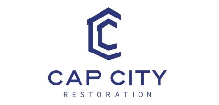 Cap City Restoration logo