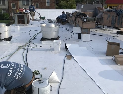 Commercial Roof Repair Columbus