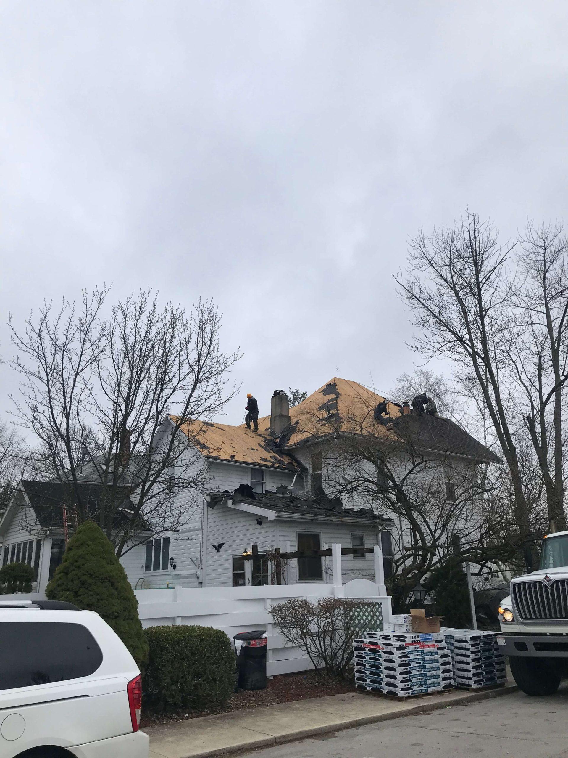 Roofers in Columbus Ohio