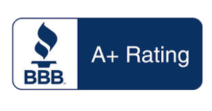 BBB A+ Rating Icon