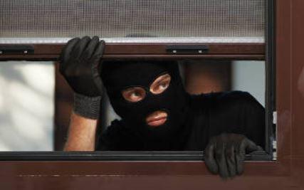 Keep the burglar out