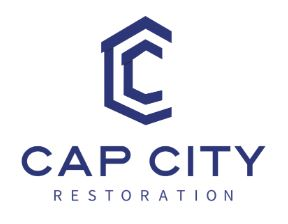 Cap City Restoration Logo