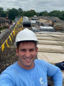 Mike Lewis Cap City Restoration Columbus Ohio
