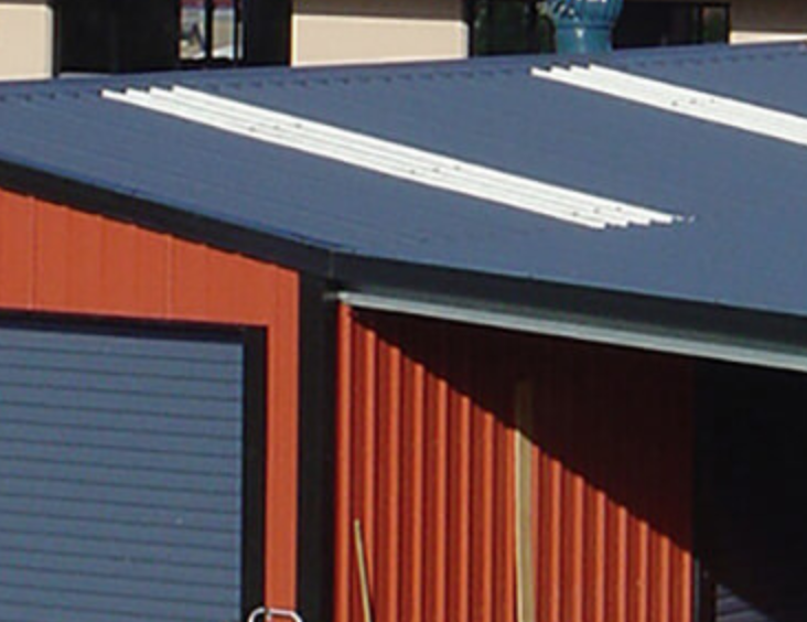 best material for a low pitch roof